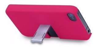 Capa iPhone 5 Smart Cover Rosa Multilaser