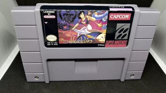 Fita / Cartucho Aladdin Super Nintendo