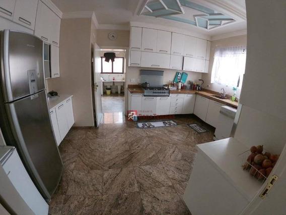Apartamento Com 4 Dormitórios À Venda, 346 M² Por R$ 1.590.000 - Tatuapé - São Paulo/sp - Ap4233