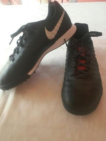 Zapatos Futsala Semitacos Nike Original