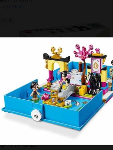 Lego Disney Mulan Importado