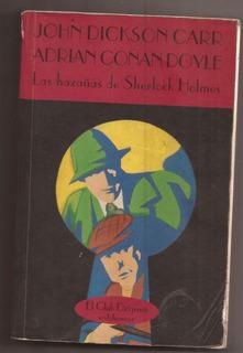 Las Hazañas De Sherlock Holmes Carr Y Conan Doyle