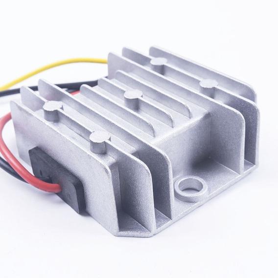 Conversor Transformador Tensão Inversor Entrada 48v Larga Tensão 15v A 80v Saída 12v Estável 3a