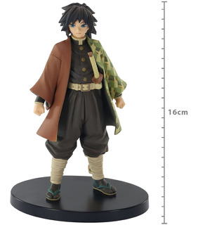 Action Figure Kimetsu No Yaiba Tomioka Color 2 Banpresto