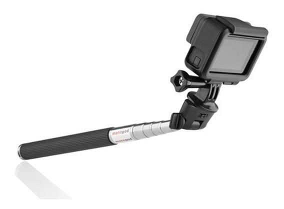 Monopod Selfie Extensible 1mt Gopro Celulares Camaras