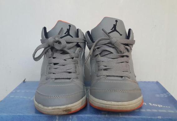 Zapatos Jordan Aaa Y Casuales En Excelente Estado
