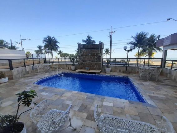 Apartamento Com 1 Dormitório Para Alugar, 55 M² Por R$ 1.300/mês - Cidade Ocian - Praia Grande/sp - Ap0175
