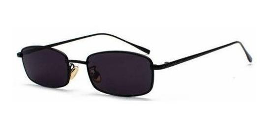 Óculos De Sol Vintage Retro Pequeno Geek Promoção