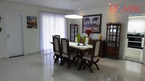 Casa À Venda, 450 M² Por R$ 2.300.000,00 - Condomínio Villagio Di Verona - Vinhedo/sp - Ca4475