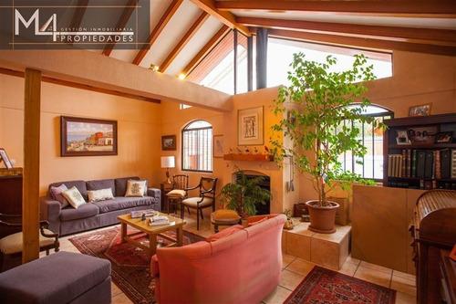 Imagen 1 de 27 de Casa En Venta En Las Condes