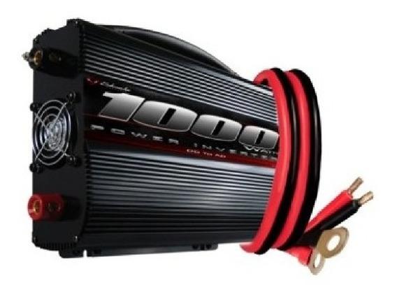Inversor De Corriente 1000 Watts Pi-1000 Schumacher