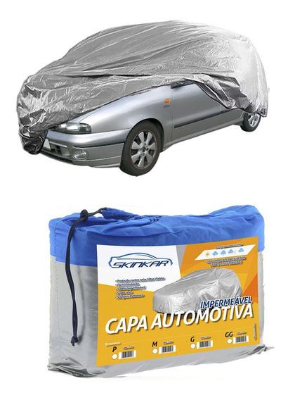 Capa Protetora Universal Forro Fiat Brava 100% Impermeavel M