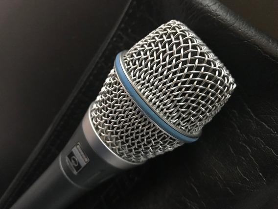 Microfone Shure Beta 87a - Original