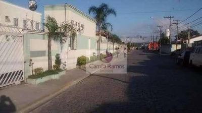 Apartamento Residencial À Venda, Jundiapeba, Mogi Das Cruzes. - Ap0157