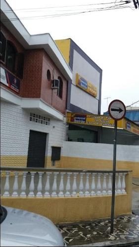Prédio À Venda, 400 M² Por R$ 2.800.000,00 - Centro - Ribeirão Pires/sp - Pr0147