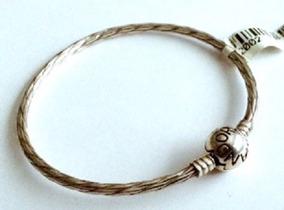 Bracelete Estilo Pandora Prata 925