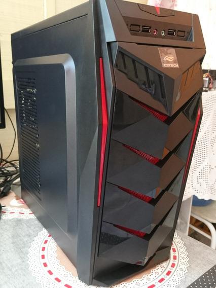 Computador Gamer Core2quad Q9500 8gb Ssd 360gb Gtx650ti 2gb