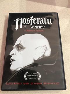 Nosferatu El Vampiro Dvd