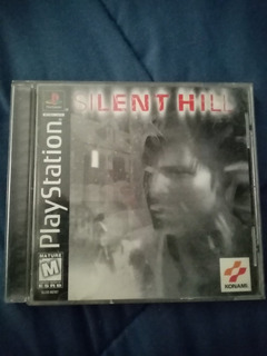 Silent Hill - Ps1 (psx) Playstation