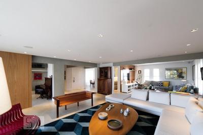 Apartamento No 5º Andar Mobiliado Com 4 Dormitórios E 4 Garagens - Id: 892920402 - 220402