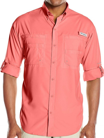 Columbia Camisa Para Hombre Mod Tamiami Ii