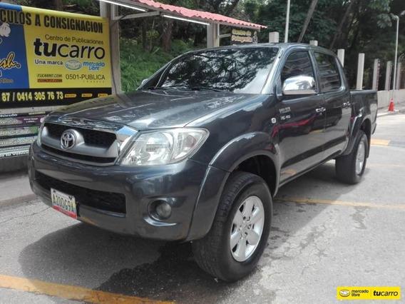 Toyota Hilux D/cabina Pick-up Carga 4x4