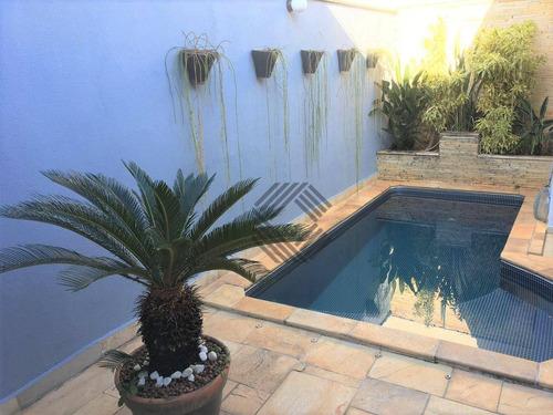 Sobrado Com 3 Dormitórios À Venda, 125 M² Por R$ 695.000,00 - Vila Boa Vista - Sorocaba/sp - So4622