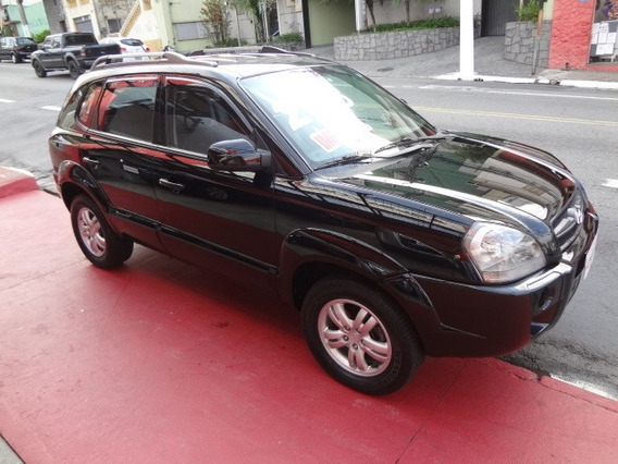 Hyundai Tucson 2.0 Mpfi Gl 16v 142cv 2wd Gaso Automát 2008