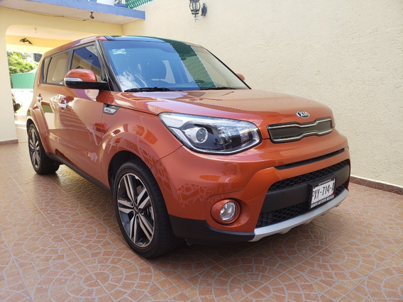 Kia Soul Ex At 2019