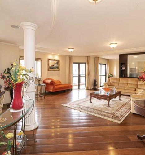 Imagem 1 de 15 de Apartamento Para Locação, 4 Quartos, 4 Vagas - Bosque Da Saúde - São Paulo / Sp  - 102823