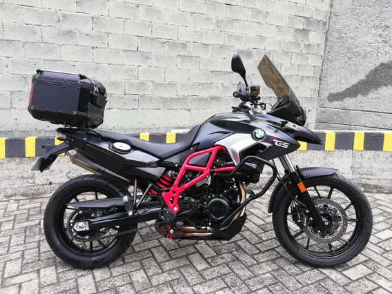Bmw F700 Gs 2017 Impecable