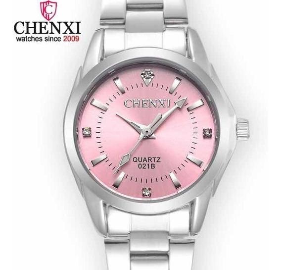 Relógio Das Mulheres Chenxi Produto Em Oferta