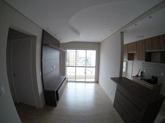 Apartamento Com 2 Dormitórios Para Alugar, 52 M² Por R$ 1.300,00/mês - Centro - Americana/sp - Ap0533