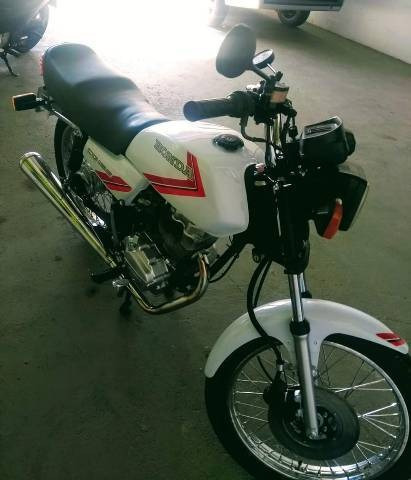 Honda Cg 85