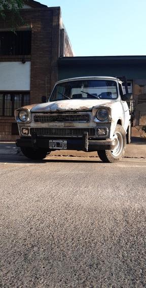 Rastrojero Turbo Diesel Mod 74 Diesel