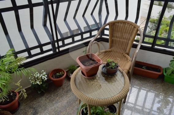 Apartamento A Venda 120 Metros, Com 03 Dormitorios, Suite, 03vagas, Em Sumare - Sãopaulo - 57-im98956