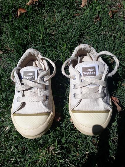 Zapatillas Topper Niños
