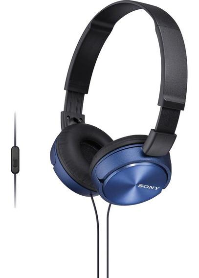 Fone De Ouvido Com Microfone Mdr-zx310ap Sony