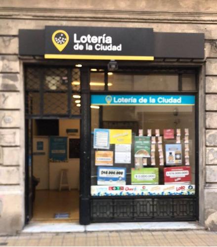 Agencia De Loteria - Oportunidad !!!