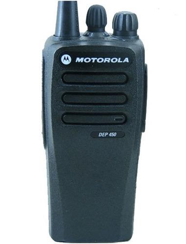 Imagen 1 de 1 de Radio Motorola Dep 450 - Vhf Digital