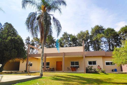 Chácara Com 4 Dormitórios À Venda, 12000 M² Por R$ 2.200.000 - Boa Vista - Atibaia/sp - Ch0052