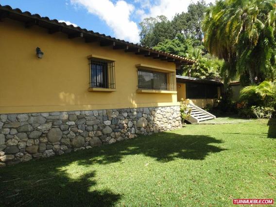 Casa En Venta La Lagunita Del Country Club ..17-7161///