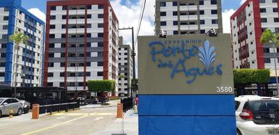 Apto No Porto Das Aguas 3/4 - Adelia Franco - Ap0451