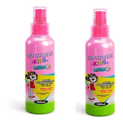 Imagem 1 de 1 de 2 Kids Spray Desembaraçante Fórmula Suave 150ml Bio Extratus