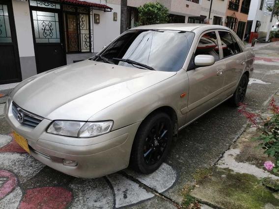 Mazda 626 Nuevo Milenio Fe 2.0 2002