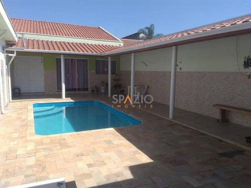 Imagem 1 de 25 de Casa Com 3 Dormitórios À Venda, 125 M² Por R$ 570.000,00 - Cidade Nova - Rio Claro/sp - Ca0421