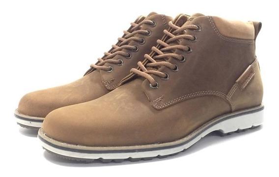 Marsanto 100 Bota Cuero El Mercado De Zapatos!