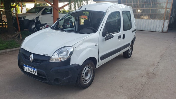 Renault Kangoo 1.6 Gnc 5as Confort Volcado No Chocado Ver