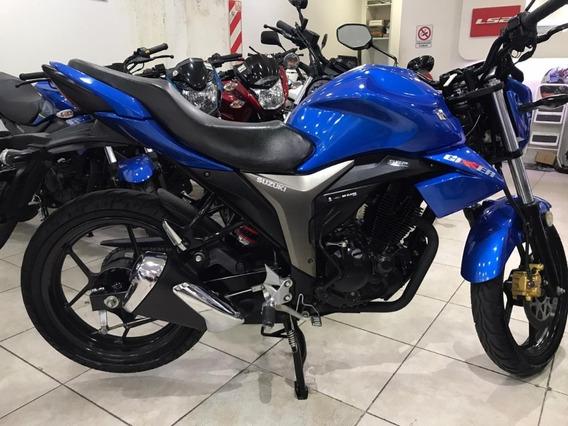 Suzuki Gixxers 150 Usada