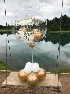 Curso De Personalização Em Balões